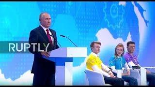 LIVE:PutinholdsworkingtriptoYaroslavlRegion