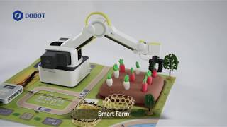 Dobot Magician Lite – Agricultuur!