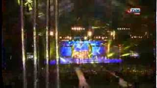 Gianluca & Ira perform Tomorrow - Opening of Malta Eurovision Semifinal 2014