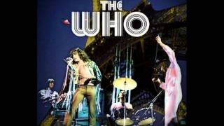 The Who - Shakin' All Over (live version)