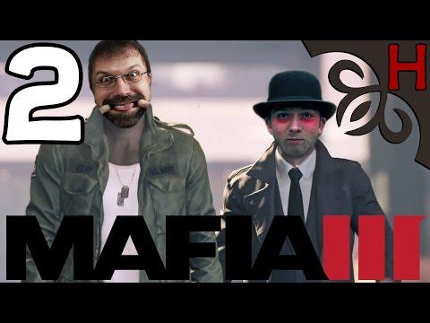 To nej z Mafia III│#2│CZ + titulky│1080p60fps