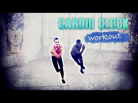 5 Minutes to Fit: Cardio Clock Workout | Health