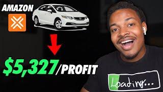 How to start an Amazon Flex Business | $5327 Profit