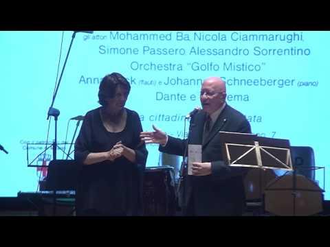 Dante a Teatro 2016 – Parte 1