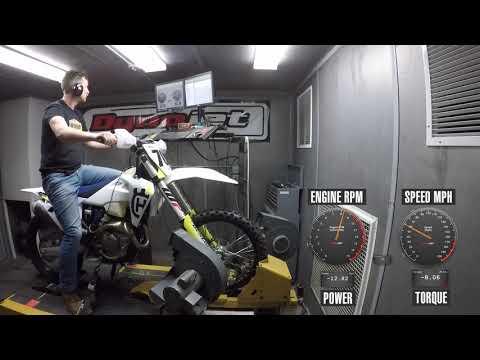 How Much Power Does The 2019 Husqvarna FX 450 Make?