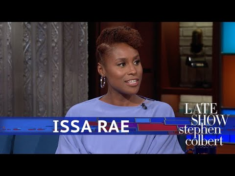 , title : 'Issa Rae's Favorite Advice: 'Don't Be Afraid To Be A Bitch''
