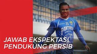 Kesiapan Zulham Zamrun Menjawab Ekspektasi Pendukung Persib Bandung