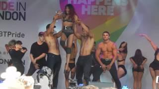 Sinitta - So Macho (2017)(Live @ London Pride, July 8th, 2017)