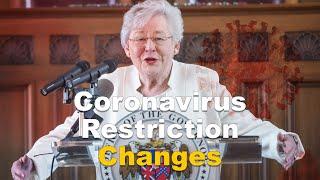Alabama governor to lift some coronavirus restrictions