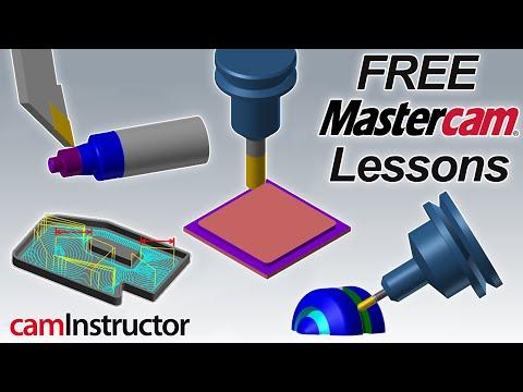 FREE Mastercam, SolidWorks, CNC Programming, and Setup ...