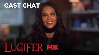 Lucifer | Looking Back at Season 2 - Lesley-Ann Brandt