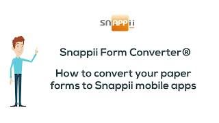 Snappii Mobile Apps video