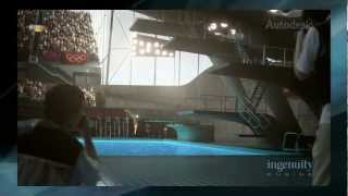 Autodesk Media and Entertainment Animation Show Reel SIGGRAPH 2012