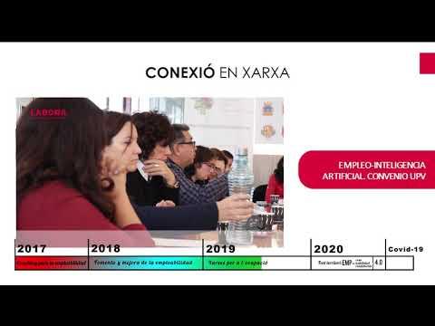 Vídeo resumen acciones Acuerdo Territorial de Empleo Camp de Túria