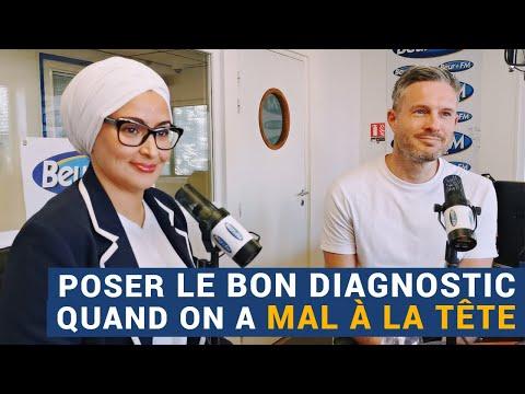 [AVS] Poser le bon diagnostic quand on a mal à la tête - Ibtissam Belmadani et Vincent Meslet