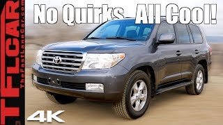 Here's Why the Toyota Land Cruiser is the Best Boring Car You Can Buy!