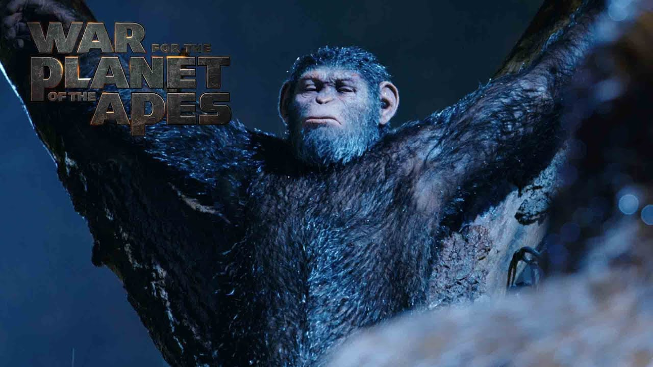 Planet of the Apes Trilogy - Now on Blu-ray