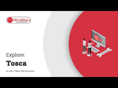 Tosca Tutorial | Explore Tosca In An Hour | Introduction To Tosca ...