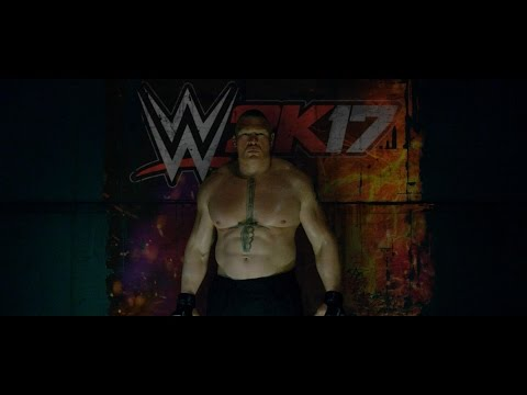 WWE 2K17 Commercial