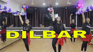Dilbar | Easy Dance Steps For Girls | Satyameva Jayate | Choreography Step2Step Dance Studio| Mohali