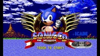 Sonic CD - Gameplay (ios, ipad) (ENG)