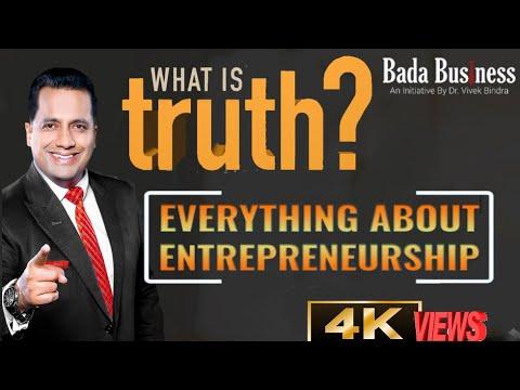 Everything About Entrepreneurship (EAE) By Dr. Vivek Bindra