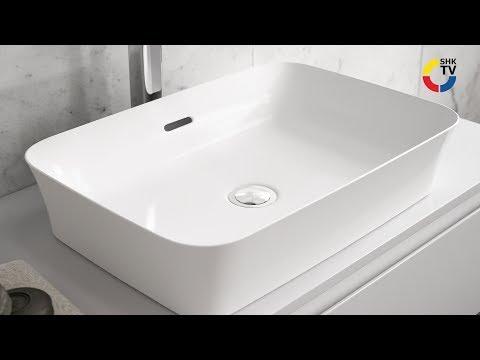 Produkt im Blickpunkt: Waschtisch-Serie Ipalyss von Ideal Standard