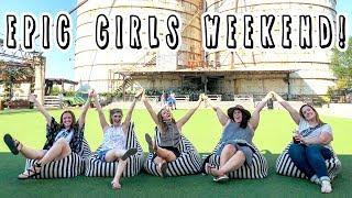 Epic Girls Weekend At Magnolia Market!