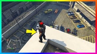 Top 10 WORST Types Of Players You Meet In GTA Online!