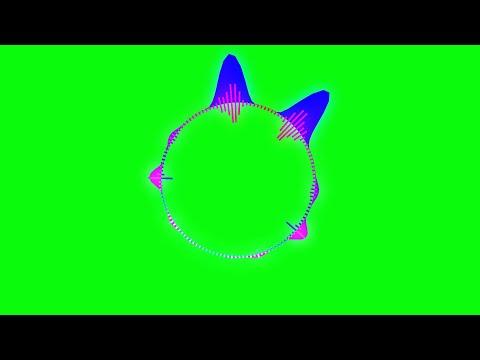 Green screen audio spectrum - NCS | Chroma Key | Green