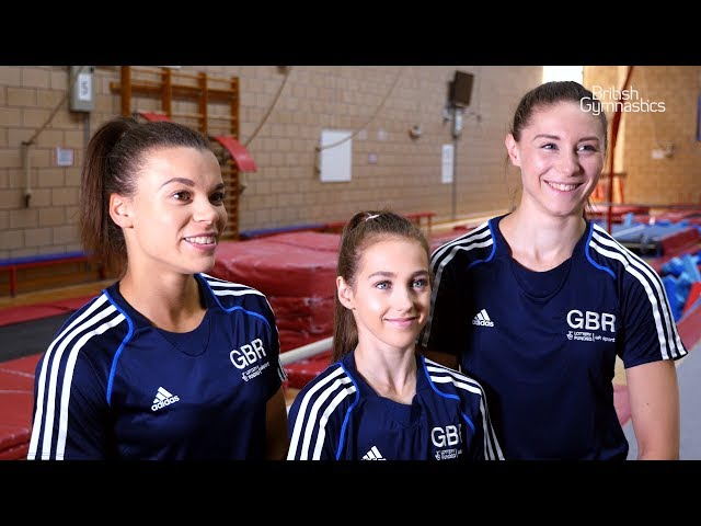 Meet The World Games team – acrobatic women's group