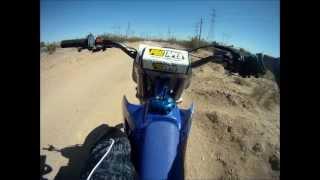 Wheelie tutorial Yz 125 GoPro HD