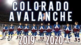 Colorado Avalanche 2019-20 Regular Season Montage | COLORADO AVALANCHE HYPE VIDEO