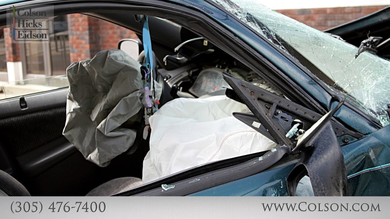Do I Have a Takata Airbag Claim?