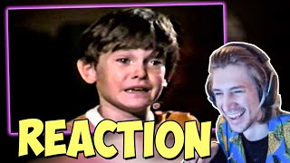 """xQc Reacts to Henry Thomas audition för E.T. """"Ok kid, you got the job"""". l (w/CHAT)"""