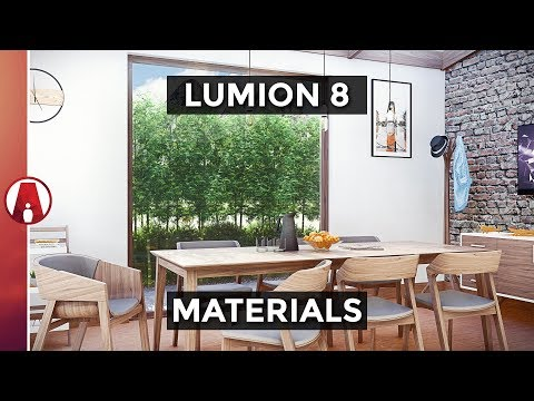 Lumion Materials Tips and Tricks