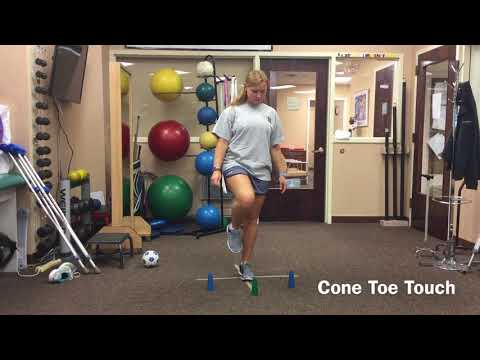 Introductory Balance Exercises