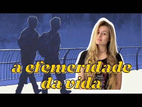 A EFEMERIDADE DA VIDA EM OS DOIS MORREM NO FINAL   Laura Brand