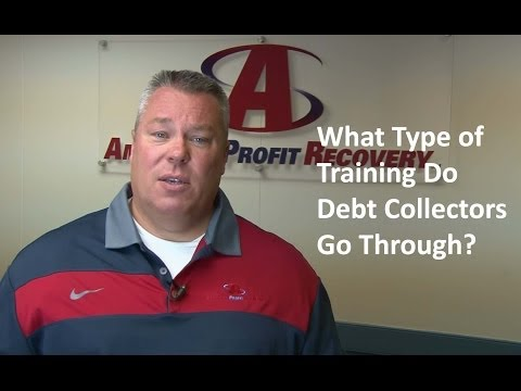 What Type Of Training Do Debt Collectors Go Through? - YouTube