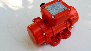 Вибратор Oli MVE 100/3 от компании ПКФ «Электромотор» - видео