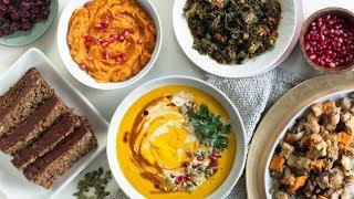Amazing VEGAN THANKSGIVING Recipes | Easy Entrees & Sides