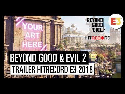 TRAILER DU PARTENARIAT HITRECORD E3 2018 [OFFICIEL] VOSTFR HD de Beyond Good & Evil 2