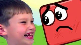КРАСНЫЙ ШАР против МИСТЕР МАКС - мультик игра, детский летсплей #9