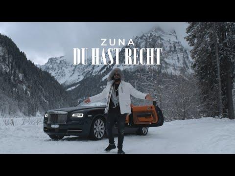 ZUNA - DU HAST RECHT 2021