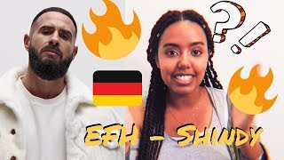 🔥 AMERICAN REACTION To GERMAN RAP! 🇩🇪 | EFH   SHINDY