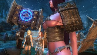 Skyrim Mod Review 96 - Nut Busting With Blades Bikini - Series: Boobs and Lubes