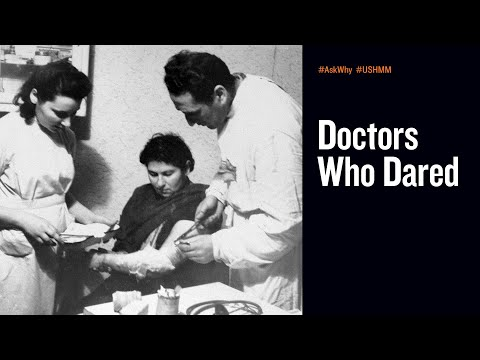Doctors Who Dared