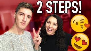 HOW TO GET OUT OF THE FRIEND ZONE IN 2 EASY STEPS!