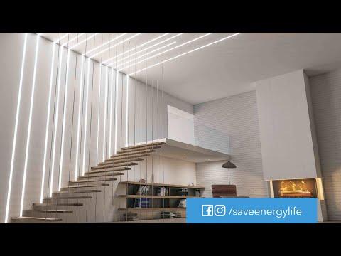 Saveenergy | Linear Lighting System