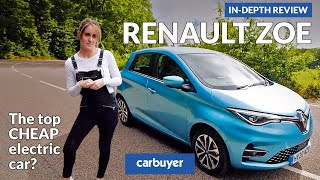 Renault ZOE in-depth review - is it the best cheap EV to buy? by Carbuyer